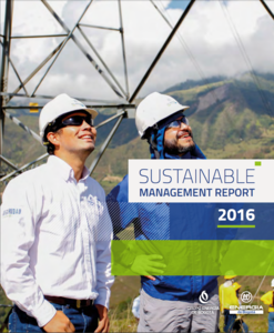 Sustainable management report EEB 2016